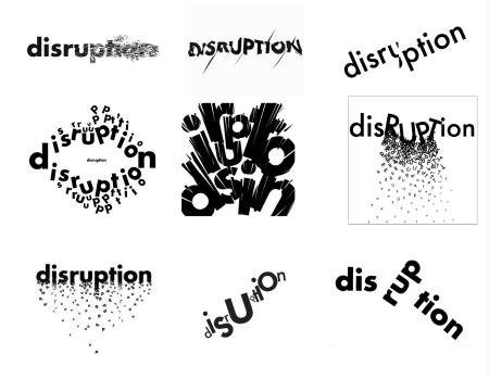 DISRUPCION