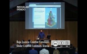 Ponencia MediaLAB Prado